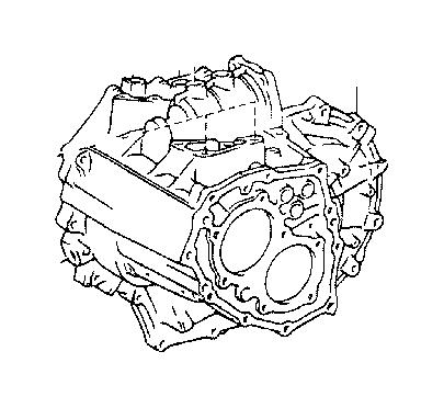 Toyota Corolla Case, manual transmission. Mtm, driveline