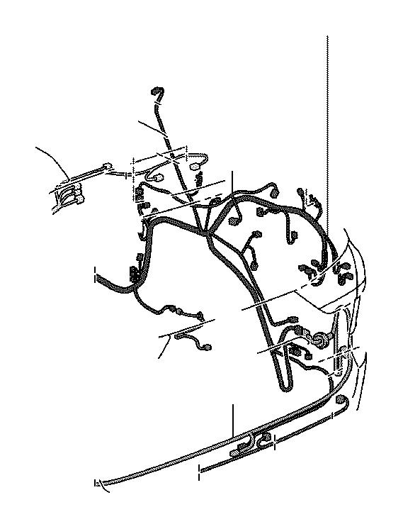Toyota Sienna Wire frame, no. 3. Engine, player, dvd