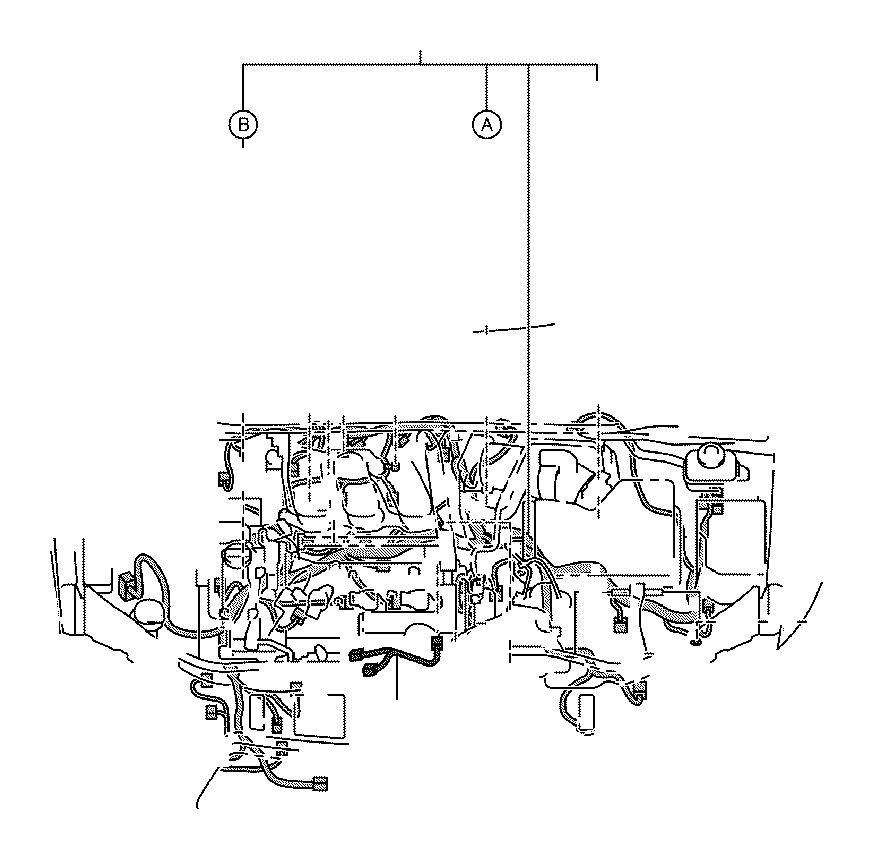 Toyota Highlander Wire, engine. Wiring, electrical, clamp