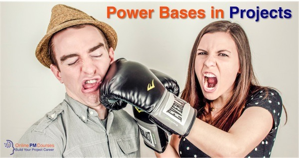 Power Bases in Projects