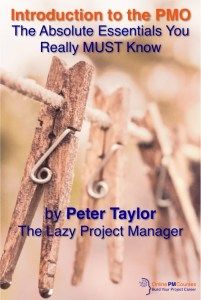 Introduction to the PMO - by Peter Taylor