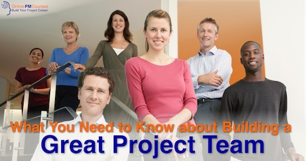 What You Need to Know about Building a Great Project Team