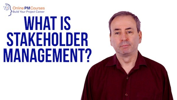 What is Stakeholder Management?