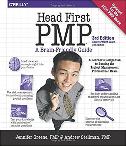 Head First PMP - Jennifer Greene & Andrew Stellman