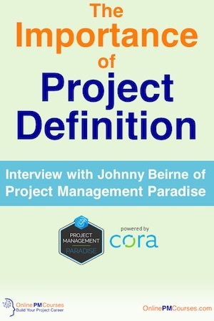 The Importance of Project Definition