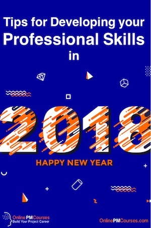 Tips for Developing your Professional Skils in 2018