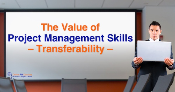 The Value of Project Management SKills