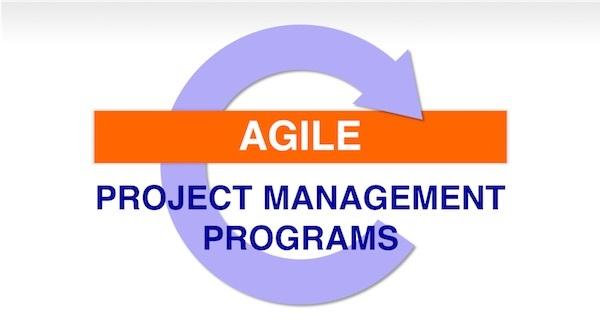 Agile Project Management Programs