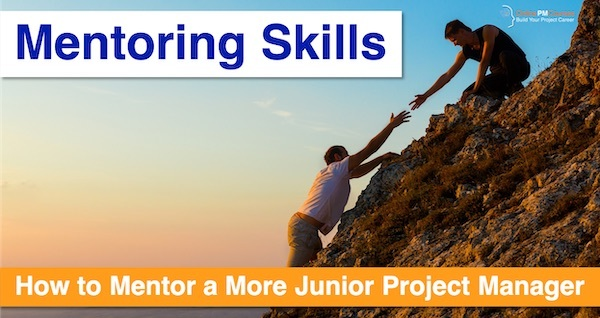 Mentoring Skills: How to Mentor a More Junior Project Manager