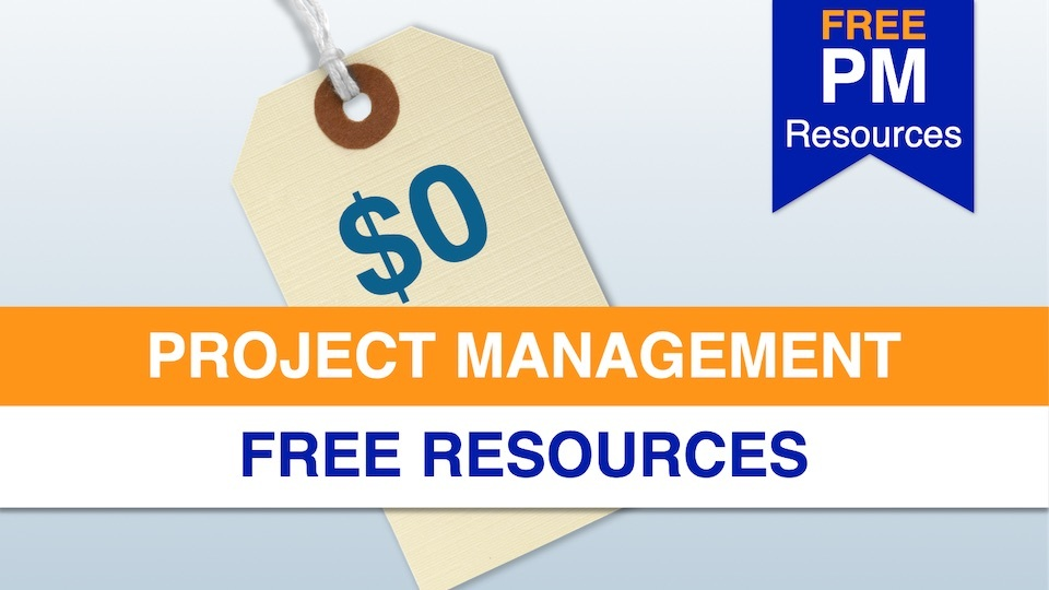Free Project Management Resources