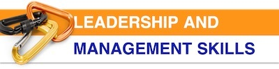 Leadership & Management Skills Strip