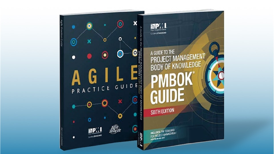 The PMBOK Guide 6th Edition and the Agile Practice Guide
