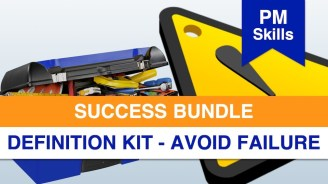 Success Bundle: Project Definition Kit & How to Avoid Project Failure