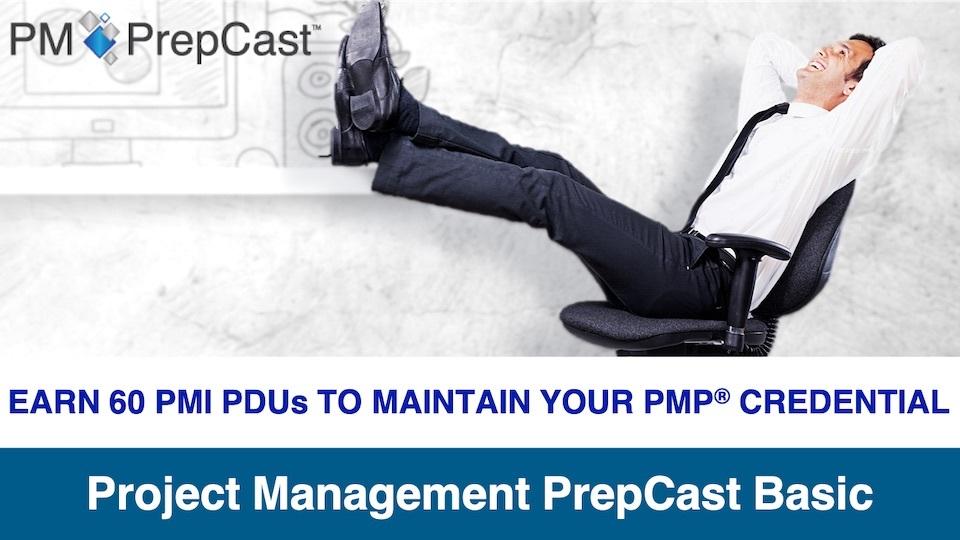 PM PrepCast Basic