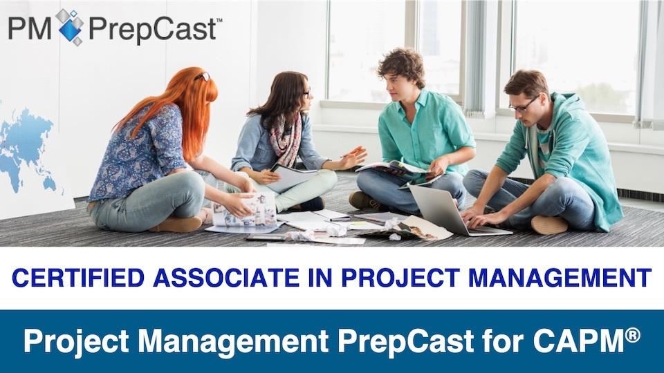 PM PrepCast for CAPM