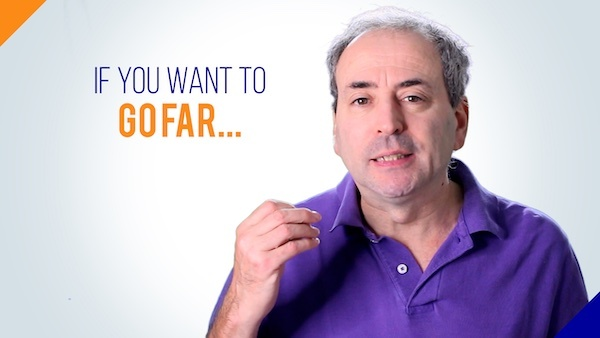 If you want to go far... | Video