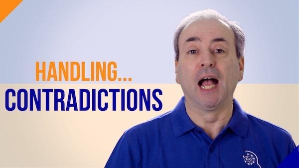 Handling Contradictions