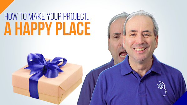 Happy Project: How to Make Your Project a Happier Place | Video