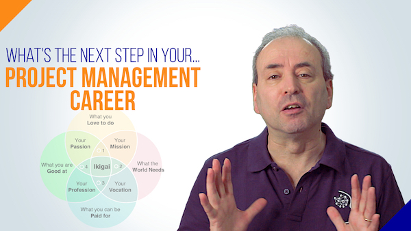 What's the Next Step in Your Project Management Career? (Ikigai) | Video