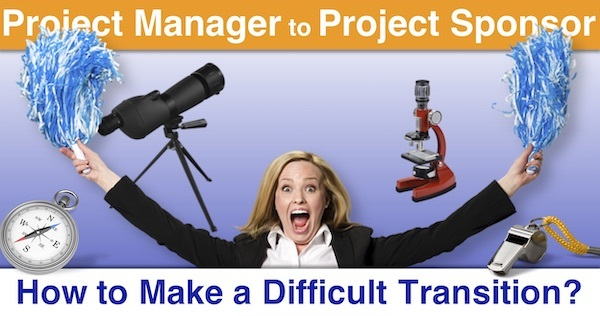 Project Manager to Project Sponsor: How to Make a Difficult Transition?