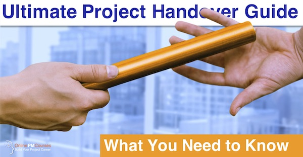 Ultimate Project Handover Guide - What You Need to Know