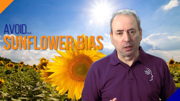 Avoid Sunflower Bias | Video