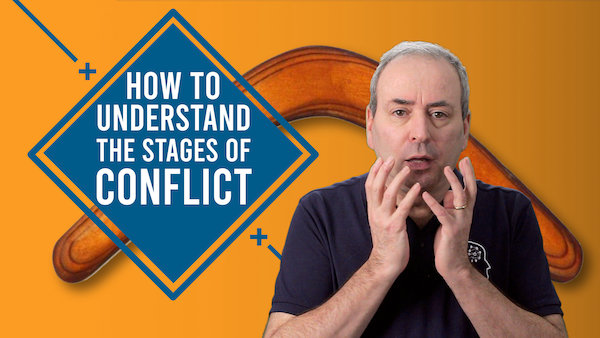 How to Understand the Stages of Conflict | Video