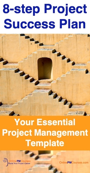 8-step Project Success Plan: Your Essential Project Management Template