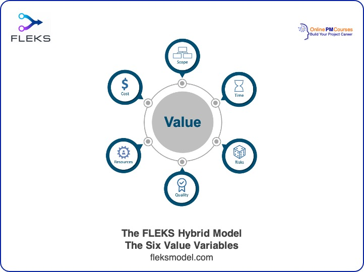 The FLEKS Model - 6 Value Variables
