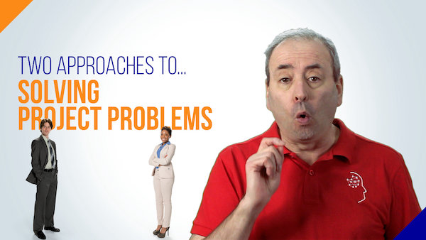 Two Approaches to Solving Project Problems | Video