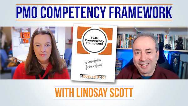 PMO Competency Framework - with Lindsay Scott