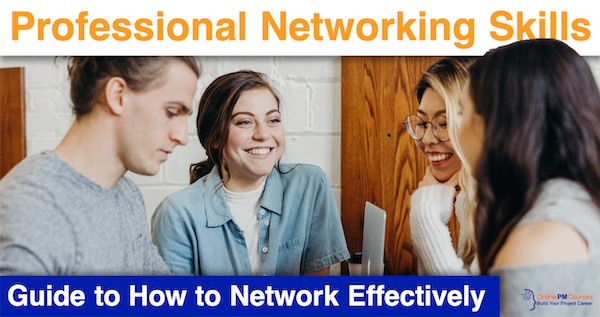 Professional Networking Skills: Guide to How to Network Effectively