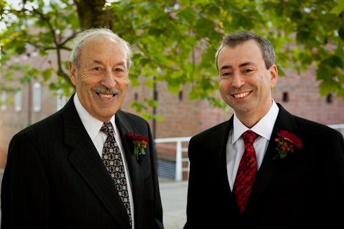 Gerald Clayton (L) and Mike Clayton (R)