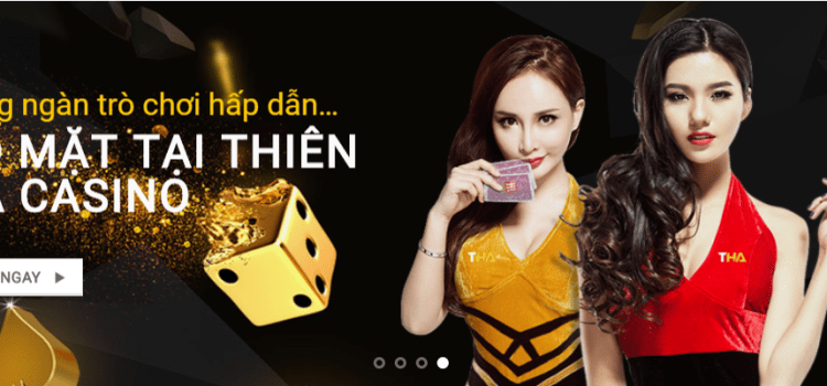 This is what I Know About THIEN H BET Casino Sports Betting