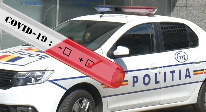 politia, controale, covid, coronavirus