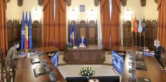 Consiliul Suprem de Apărare a Ţării