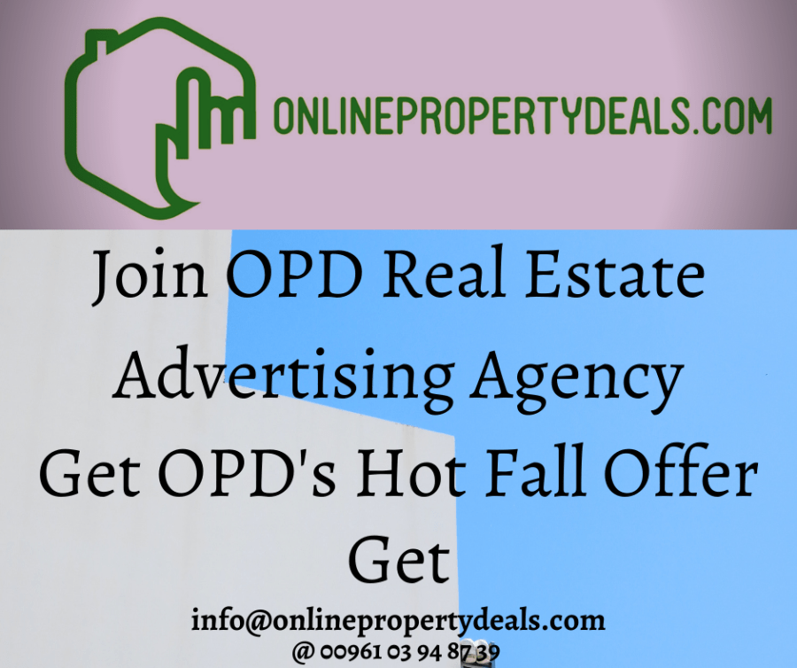 Join OPD Real Estate Advertising Agency