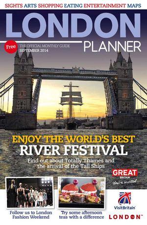 National PR: London Planner
