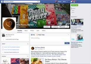 Penny Market Facebook