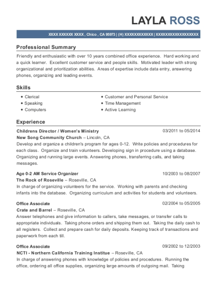 All the research and custom writing services provided by the company have limited use as stated in the terms and conditions. Ohio University Library Associate Resume Sample Resumehelp