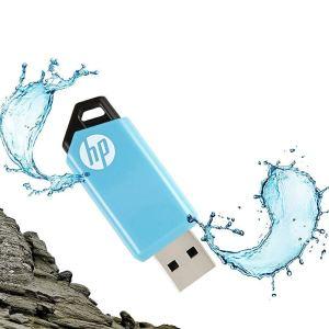 Renewed) HP v150w 32GB USB 2.0 flash Drive (Blue)