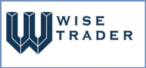 New logo of wise trader