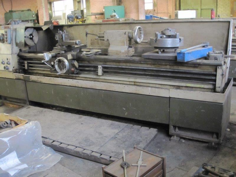 Harrison Centre Lathe
