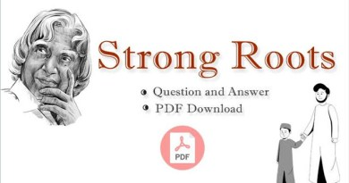 question-answer-from-strong-roots-for-class-12