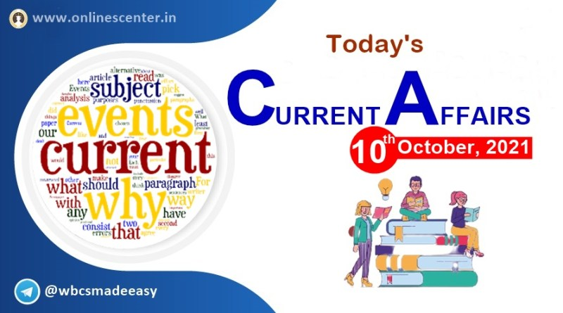 Daily-current-affairs-10-October-2021