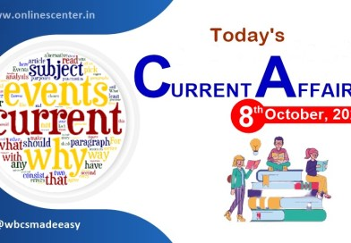 Daily-current-affairs-8-October-2021