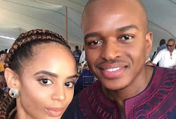 METRO FM Quinton Masina (The Naked DJ) got married to Naledi Willers