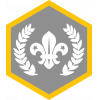 Chief Scout's Silver badge