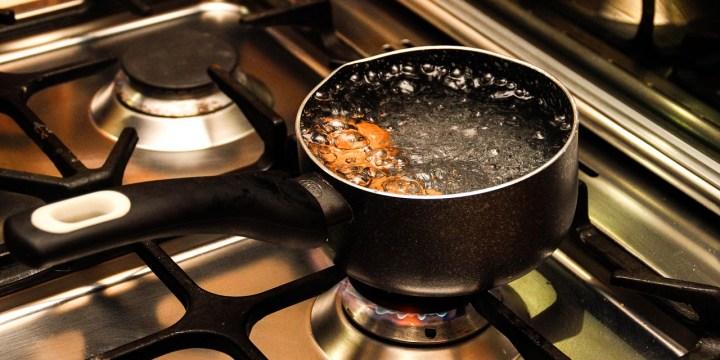 A forró víz nem válogat és egyéb tapasztalatok