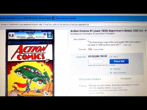 Top 5 Most Interested And Expensive Items To Sell On Ebay